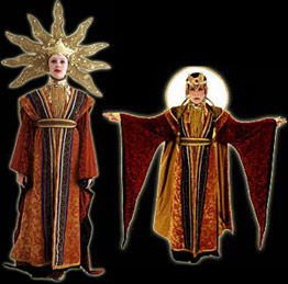 Gods And Goddess Costumes For Rent Rentals